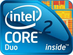 Intel Core 2 Duo Processor supporting HT Technology