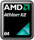 Athlon X2 Dual-Core (BE-2350) 2.10GHz