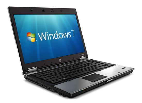 Hp elitebook 6930p 14 1 quot core 2 duo 4gb 160gb dvdrw wifi windows 7