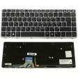 HP EliteBook Folio 1040 G1/G2 UK QWERTY Backlit Keyboard Reprinted 739563-031