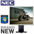 "19-Inch NEC MultiSync LCD1970NXp 19"" Digital Flat Panel Display LCD TFT Monitor"