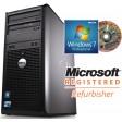 Dell OptiPlex 320 MT Dual-Core 3.0GHz Windows 7 Professional Desktop PC Computer