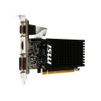 nVidia GeForce GT 710 1GB DDR3 PCIe HDMI DVI VGA Low Profile Graphics Card