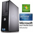 Dell OptiPlex 745 Core 2 Duo E6300(1.86GHz) 1GB 160GB DVD XP Professional Desktop PC
