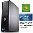 Windows 7, Dell Optiplex Desktop PC 1GB Ram, 80GB Hard Drive