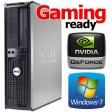 Dell OptiPlex Core 2 Duo E6550 (2.33GHz) 2GB Win7 Gaming Ready Desktop PC