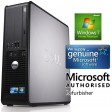Refurbished Dell 745 Windows 7 Desktop PC Computer