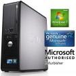 Refurbished Dell OptiPlex 745 SFF Core 2 Duo E6300(1.86GHz) 4GB 80GB Windows 7