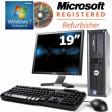 19-inch Monitor Dell OptiPlex 755 Core 2 Duo E4600 (2.40GHz) 2GB Windows 7 Professional