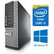 Dell OptiPlex 7010 SFF 3rd Gen Quad Core i5-3470 8GB 128GB SSD DVDRW Windows 10 Professional 64-Bit Desktop PC Computer