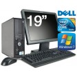 19-inch Monitor Dell OptiPlex 745 Core 2 Duo E6300 (1.86GHz) 4GB Windows 7