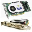 nVidia Quadro FX3400 SLi 256MB DVI PCI-e Graphics Card 366650-001