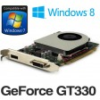 nVidia GeForce GT 330 1GB DisplayPort DVI PCI-Express x16 Graphics Card 9TCD9