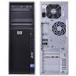 HP Z400 Workstation Quad-Core W3565 8GB 1TB DVDRW Windows 10 Professional 64bit