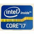 Intel Core i7 Inside Sticker Badge (2nd 3rd Generation)