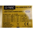 Q-Tec ST-450ATXP4 ATX 450W PSU Power Supply