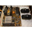 Gigabyte GA-6BXD Slot 1 AGP ISA Server Motherboard Pentium III 500Mhz Processors