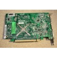 ATI Fire GL V3400 128MB Dual DVI PCIe Video Card Dell p/n: YG666