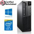 Lenovo ThinkCentre M91p SFF Quad Core i5-2400 8GB RAM 250GB Windows 10 Professional 64Bit Desktop PC Computer
