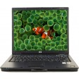 "HP Compaq nc6320 Core 2 Duo T5500 1.66GHz 60GB DVD/CD-RW 15"" Windows 7 Laptop"