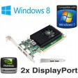 nVidia Quadro NVS 310 512MB PCI Express x16 Dual 2x DisplayPort Graphics Card