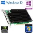 nVidia Quadro NVS 450 512MB GDDR3 PCI-E 4x DisplayPort Graphics Card