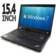 "Lenovo ThinkPad R61 15.4"" Core 2 Duo T7100 2GB WiFi Windows 7 Laptop"