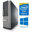 Dell OptiPlex 3010 SFF Quad Core i5-3470 8GB 256GB SSD DVDRW HDMI WiFi Windows 10 Professional 64-Bit Desktop PC Computer