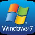 Genuine Windows 7 Logo Case Badge Sticker