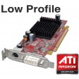 Dell J9133 ATi Radeon X600 128MB PCI-Express Low Profile Graphics Card