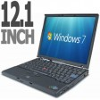 Lenovo ThinkPad X60 Notebook Intel Core Duo T2400 1.83GHz 1024MB 60GB 12.1 inch CD-RW/DVD Modem LAN WLAN XP Pro Laptop