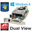 ATI Radeon 2400 XT 256MB Low Profile PCI-E Video Card