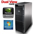 HP Z600 Workstation Quad-Core E5530 6GB DDR3 300GB Windows 7 Professional 64bit