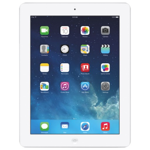 "Apple iPad 2 16GB Wi-Fi 9.7"" White UK A1395 Tablet - Grade A (Boxed) at MicroDream.co.uk"