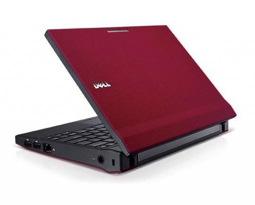 "Dell Latitude 2120 10.1"" HD (1366x768) Netbook 250GB WebCam WiFi Windows 7 - Red"