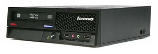 Lenovo ThinkCentre A61e Ultra Small Desktop Athlon X2 Dual-Core (BE-2350) 3GB 80GB DVD-RW ATi Radeon X1200