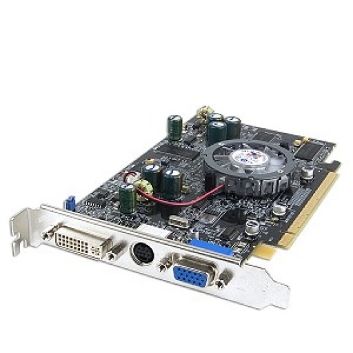 ATI Radeon X600 Pro 256MB DVI PCI-Express Graphics Card