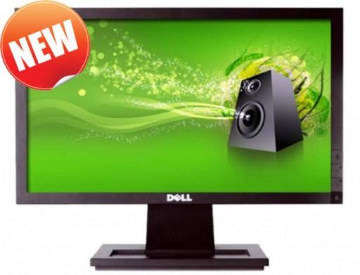 """Dell 17"""" E1709W Widescreen TFT LCD Flat Panel Monitor - Black"""