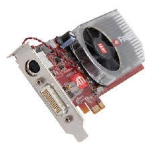 ATi FireMV 2250 256MB PCI-Expressx1 DMS-59 Dual Display Low Profile Graphics Card