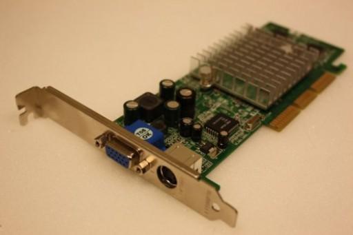 nVidia Geforce4 MX440SE 64MB AGP VGA Graphics Card