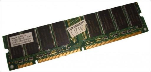 256MB Hynix PC133 133MHz SDRAM DIMM 168Pin CL3 Memory HYM71V32635HCT8-H