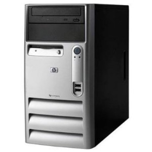 HP DX2000 Tower P4 HT 2.8GHz 40GB Desktop PC Computer