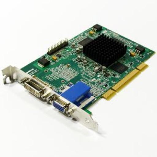 Matrox G450 DUAL HEAD PCI VGA DVI 32MB G45FMDVP32DB