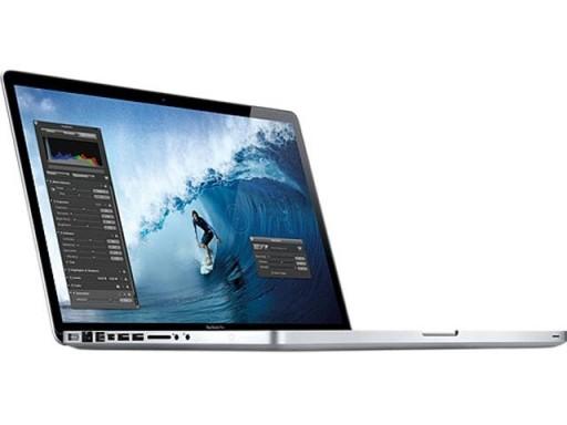 """Apple MacBook Pro 15.4"""" Core i7-620M 8GB 500GB GeForce GT 330M macOS 10.12 Sierra (MC373LL/A Mid 2010)"""