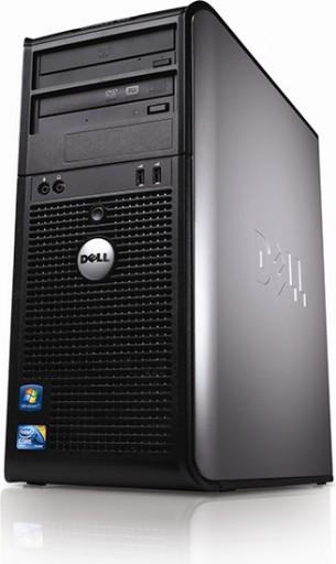 Dell OptiPlex 760 MT Core 2 Duo E8400 3.0GHz Windows 7 Professional 64-Bit Desktop PC Computer
