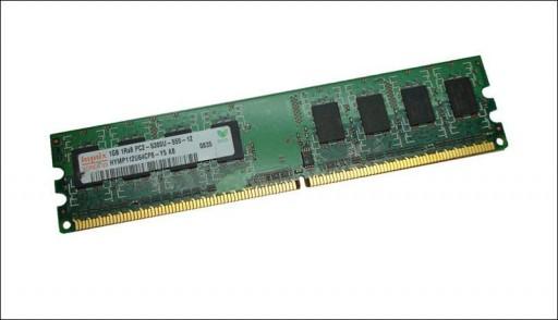 1GB Hynix DDR2 PC2-5300 DIMM 240Pin CL5 Non-ECC PC Memory HYMP112U64CP8-Y5-RE