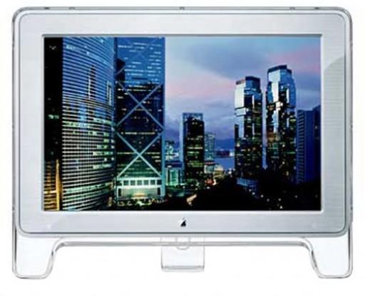 "Apple 23"" High Definition Cinema Display M8536 LCD Monitor"