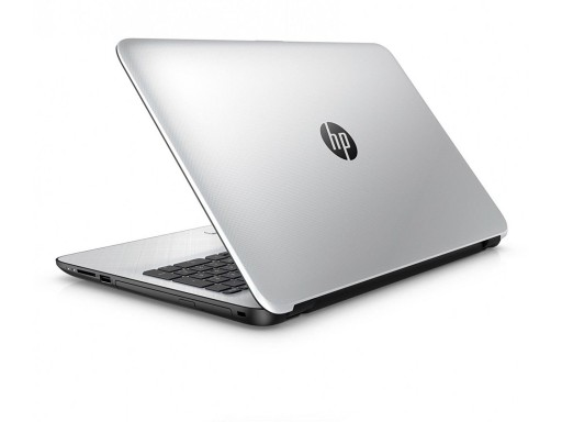 "White HP 15-ay022na 15.6"" Laptop Intel Pentium N3710, 4GB RAM, 1TB HDD, DVDRW, Bluetooth 4.0, HDMI, USB 3.0, Card Reader, Windows 10"