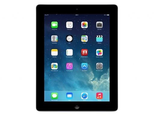 Apple iPad 4 Retina Display 32GB Wi-Fi + 4G Black