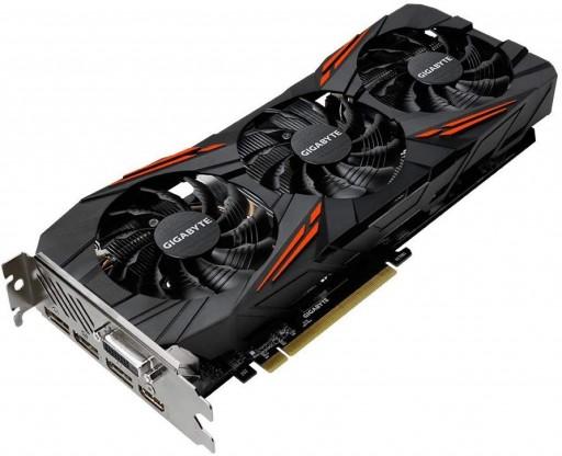 Gigabyte GeForce GTX 1070 G1 8GB GDDR5 Graphics Card GV-N1070G1 GAMING-8GD